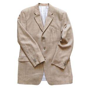 MICHAEL MK Herringbone Sport Coat 42L